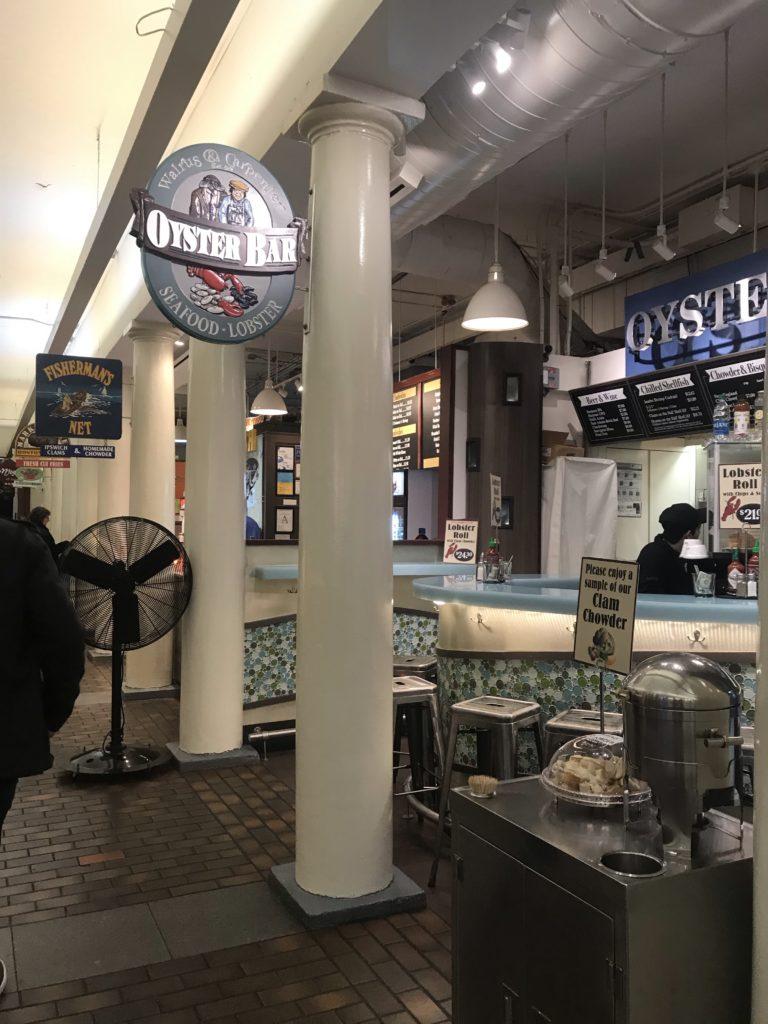 oysterbar店舗外観